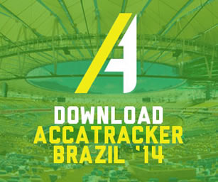 AccaTracker Brazil 2014