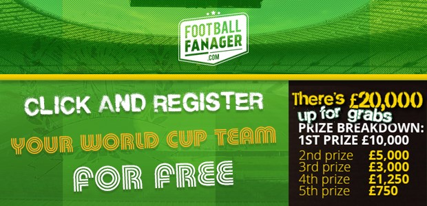 World Cup Register